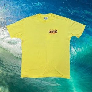 Vintage 80s Pro Surfing Tour Hawaii Shirt
